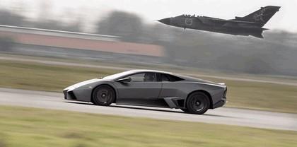 2007 Lamborghini Reventon vs Tornado 2