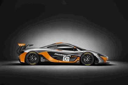 2014 McLaren P1 GTR 2