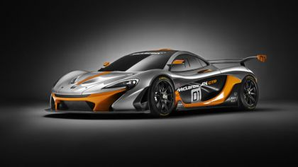 2014 McLaren P1 GTR 3