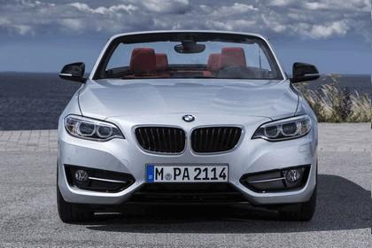 2014 BMW 228i ( F23 ) convertible 5