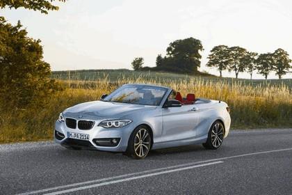 2014 BMW 228i ( F23 ) convertible 35
