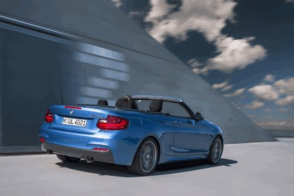2014 BMW M235i ( F23 ) convertible 6