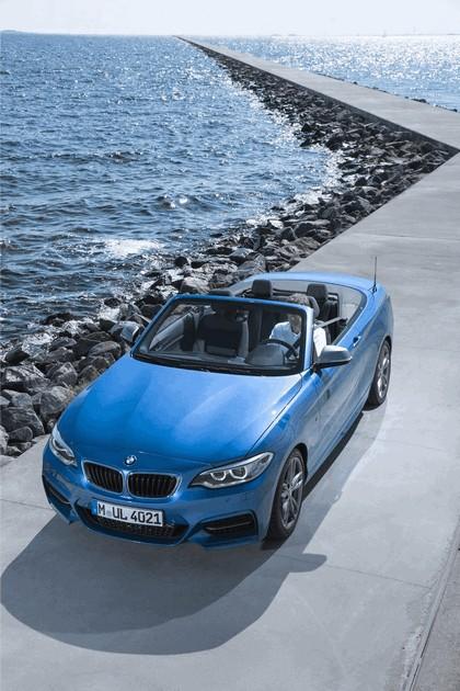 2014 BMW M235i ( F23 ) convertible 21
