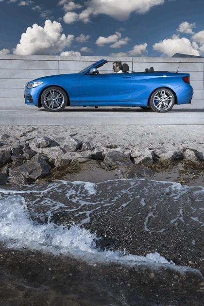 2014 BMW M235i ( F23 ) convertible 22