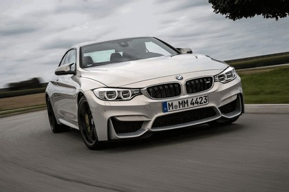 2014 BMW M4 ( F32 ) convertible 1