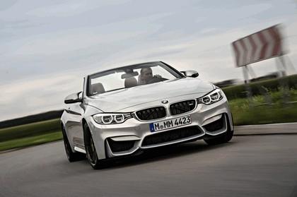 2014 BMW M4 ( F32 ) convertible 6