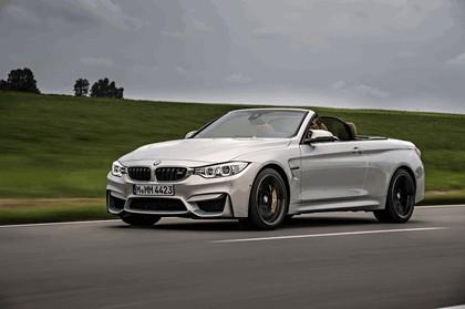 2014 BMW M4 ( F32 ) convertible 11