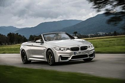2014 BMW M4 ( F32 ) convertible 23