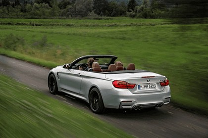 2014 BMW M4 ( F32 ) convertible 33