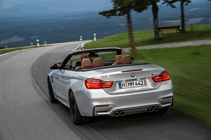 2014 BMW M4 ( F32 ) convertible 58