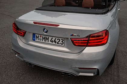 2014 BMW M4 ( F32 ) convertible 71
