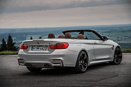 2014 BMW M4 ( F32 ) convertible 79