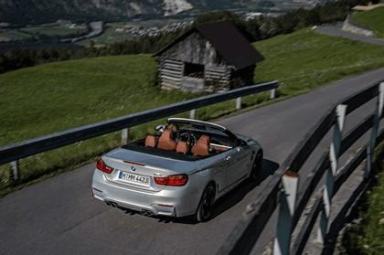 2014 BMW M4 ( F32 ) convertible 122