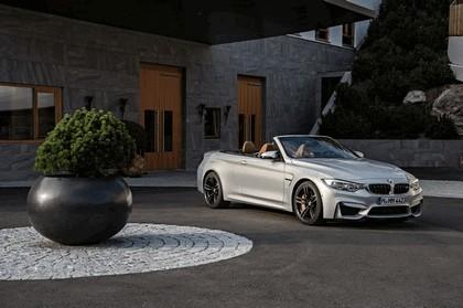 2014 BMW M4 ( F32 ) convertible 133