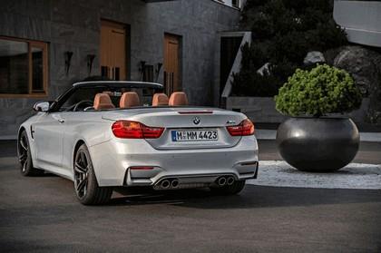 2014 BMW M4 ( F32 ) convertible 138