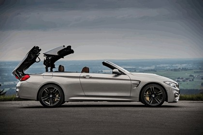 2014 BMW M4 ( F32 ) convertible 146