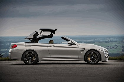 2014 BMW M4 ( F32 ) convertible 148
