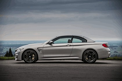 2014 BMW M4 ( F32 ) convertible 151