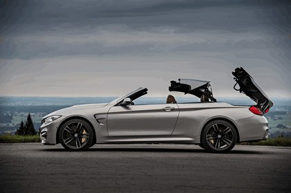 2014 BMW M4 ( F32 ) convertible 156