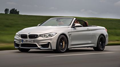 2014 BMW M4 ( F32 ) convertible 3