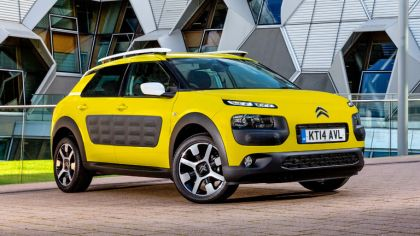 2014 Citroen C4 Cactus - UK version 3