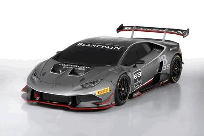 2014 Lamborghini Huracán LP 620-2 Super Trofeo 4