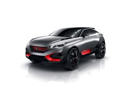 2014 Peugeot Quartz concept 2
