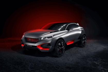 2014 Peugeot Quartz concept 6
