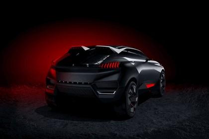 2014 Peugeot Quartz concept 8