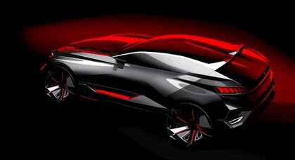 2014 Peugeot Quartz concept 9