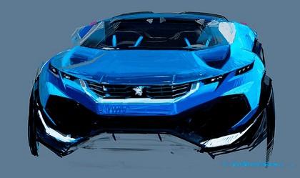 2014 Peugeot Quartz concept 11