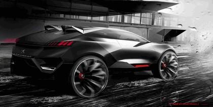 2014 Peugeot Quartz concept 12