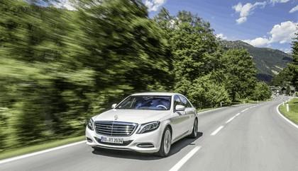 2014 Mercedes-Benz S550 ( W222 ) Plug-in Hybrid - USA version 2