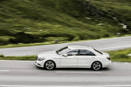 2014 Mercedes-Benz S550 ( W222 ) Plug-in Hybrid - USA version 4