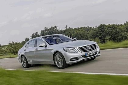 2014 Mercedes-Benz S550 ( W222 ) Plug-in Hybrid - USA version 5