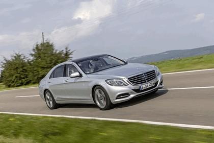 2014 Mercedes-Benz S550 ( W222 ) Plug-in Hybrid - USA version 6