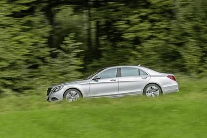 2014 Mercedes-Benz S550 ( W222 ) Plug-in Hybrid - USA version 9