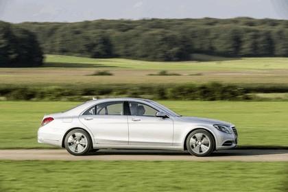 2014 Mercedes-Benz S550 ( W222 ) Plug-in Hybrid - USA version 13