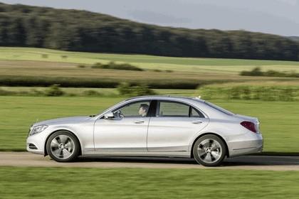 2014 Mercedes-Benz S550 ( W222 ) Plug-in Hybrid - USA version 14
