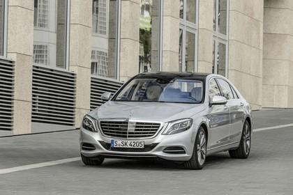 2014 Mercedes-Benz S550 ( W222 ) Plug-in Hybrid - USA version 15