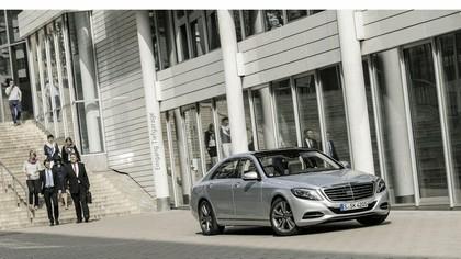 2014 Mercedes-Benz S550 ( W222 ) Plug-in Hybrid - USA version 16