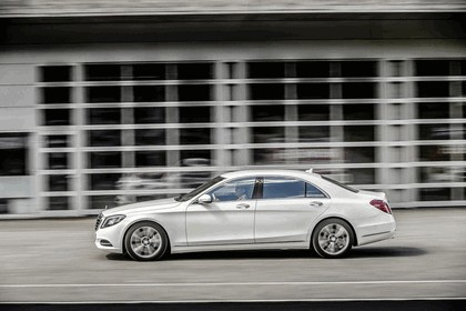 2014 Mercedes-Benz S550 ( W222 ) Plug-in Hybrid - USA version 17