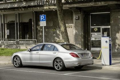 2014 Mercedes-Benz S550 ( W222 ) Plug-in Hybrid - USA version 18