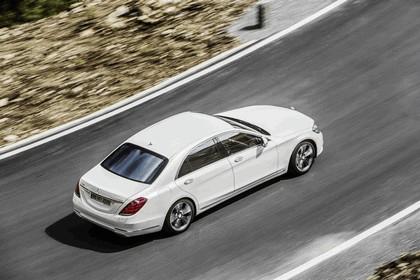 2014 Mercedes-Benz S550 ( W222 ) Plug-in Hybrid - USA version 19