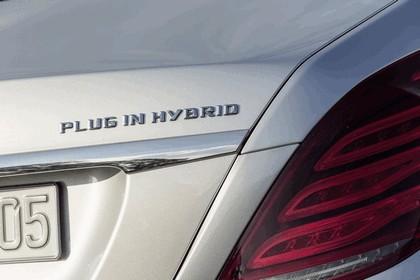 2014 Mercedes-Benz S550 ( W222 ) Plug-in Hybrid - USA version 25