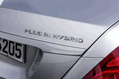 2014 Mercedes-Benz S550 ( W222 ) Plug-in Hybrid - USA version 33