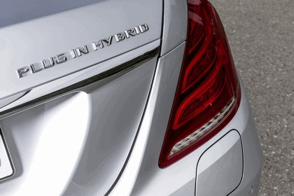 2014 Mercedes-Benz S550 ( W222 ) Plug-in Hybrid - USA version 34