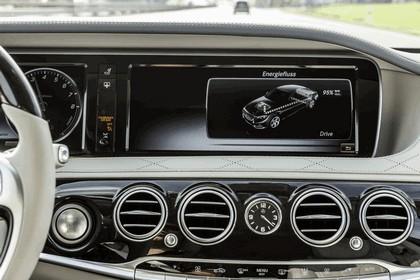 2014 Mercedes-Benz S550 ( W222 ) Plug-in Hybrid - USA version 42