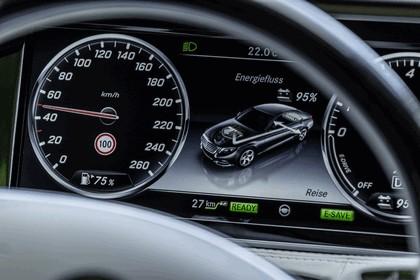 2014 Mercedes-Benz S550 ( W222 ) Plug-in Hybrid - USA version 46