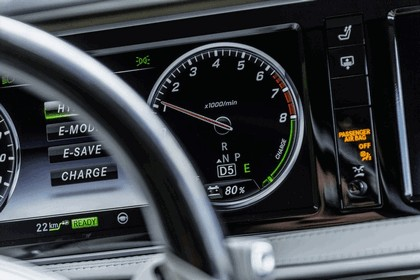 2014 Mercedes-Benz S550 ( W222 ) Plug-in Hybrid - USA version 48